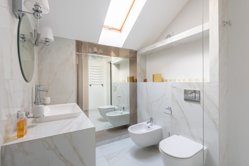 About Majestic Small Bathroom Remodel