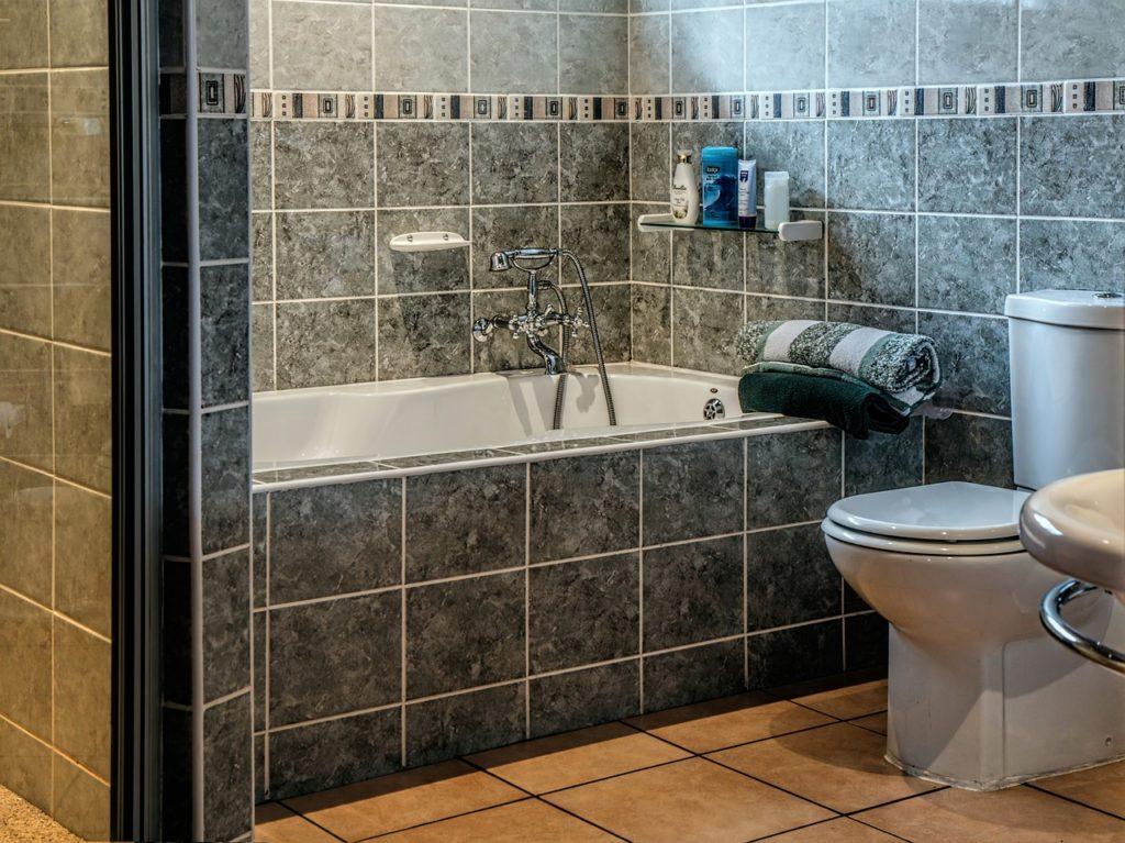 Small Bathroom Remodel Seminole FL Pinellas County